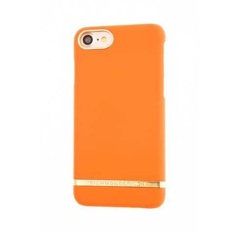 Richmond & Finch Apricot Satin for iPhone 7 orange