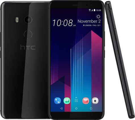 HTC U11 Plus Dual SIM 128GB, Ceramic Black