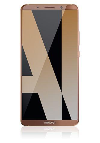 Huawei Mate 10 Pro Dual SIM 128 GB, mocha brown EU-Ware