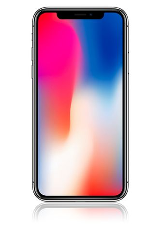 Apple iPhone X 64GB, space gray, EU-Ware