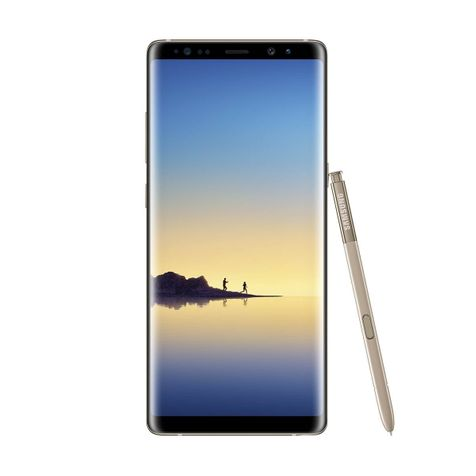Samsung Galaxy Note 8 64GB, marple gold, N950F