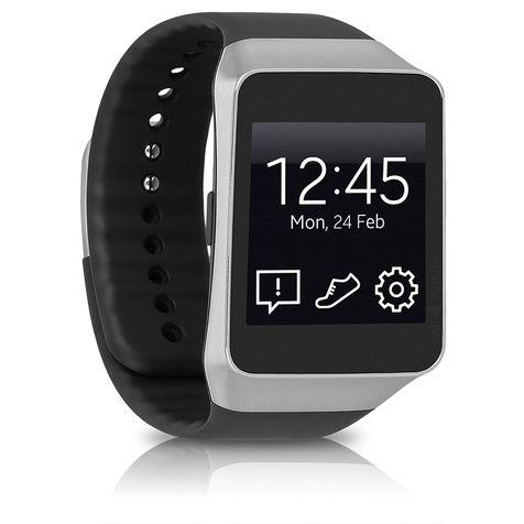 Samsung SM-R382 Galaxy Gear Live Smartwatch schwarz