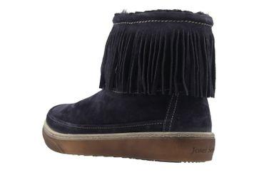 JOSEF SEIBEL - Caro 07 - Damen Boots - Blau Schuhe in Übergrößen – Bild 2