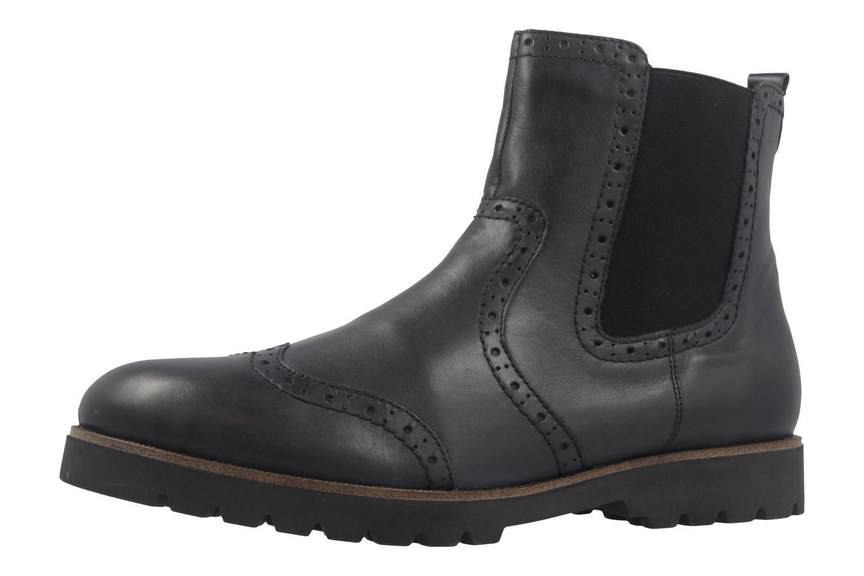REMONTE - Damen Boots - Blau Schuhe in Übergrößen – Bild 1
