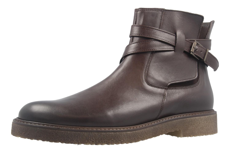 gabor damen boots braun schuhe in bergr en. Black Bedroom Furniture Sets. Home Design Ideas