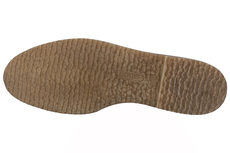 GABOR - Damen Boots - Braun Schuhe in Übergrößen – Bild 6
