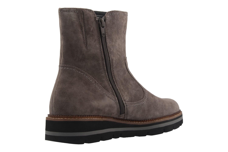 GABOR comfort - Damen Boots - Grau Schuhe in Übergrößen – Bild 3