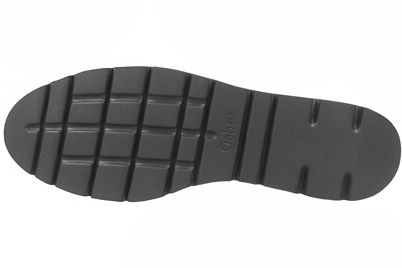 GABOR comfort - Damen Boots - Grau Schuhe in Übergrößen – Bild 6