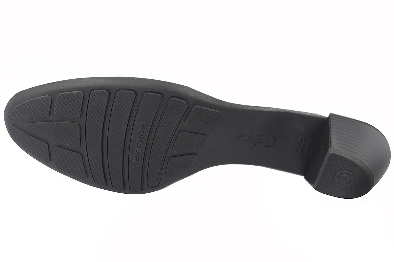 GABOR comfort - Damen Stiefeletten - Blau Schuhe in Übergrößen – Bild 6