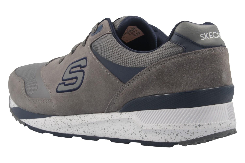 SKECHERS - OG 90 - Herren Sneaker - Grau Schuhe in Übergrößen – Bild 2