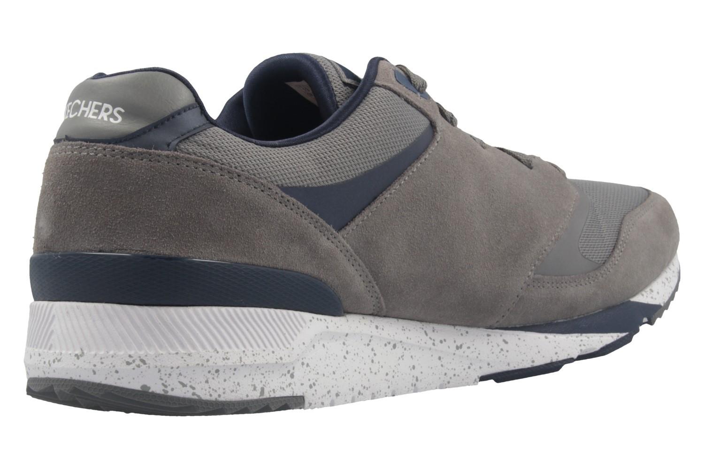 SKECHERS - OG 90 - Herren Sneaker - Grau Schuhe in Übergrößen – Bild 3