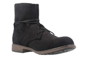 FITTERS FOOTWEAR - Emma - Damen Booties - Schwarz Schuhe in Übergrößen – Bild 5