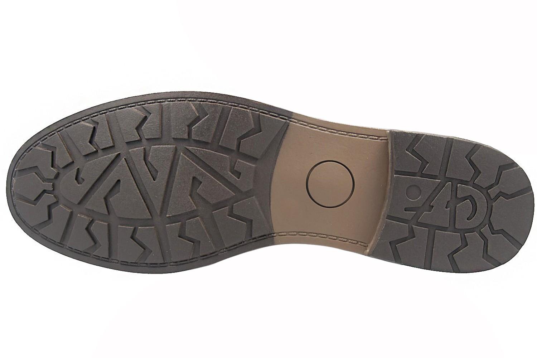 FITTERS FOOTWEAR - Emma - Damen Booties - Taupe Schuhe in Übergrößen – Bild 6