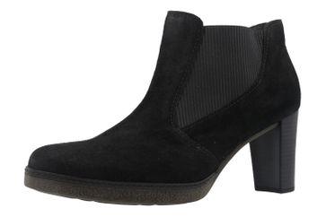 GABOR - Damen Stiefeletten - Schwarz Schuhe in Übergrößen