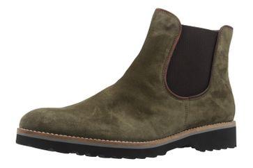 GABOR - Damen Chelsea Stiefeletten - Grün Schuhe in Übergrößen – Bild 1