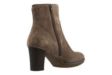 GABOR comfort - Damen Stiefeletten - Grau Schuhe in Übergrößen – Bild 3