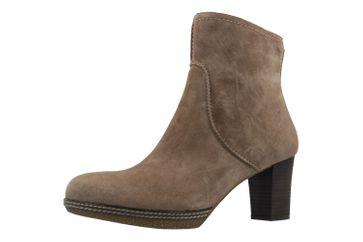 GABOR comfort - Damen Stiefeletten - Grau Schuhe in Übergrößen
