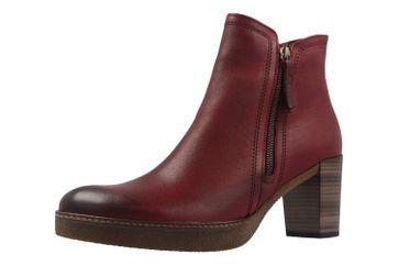 GABOR comfort - Damen Stiefeletten - Rot Schuhe in Übergrößen – Bild 1
