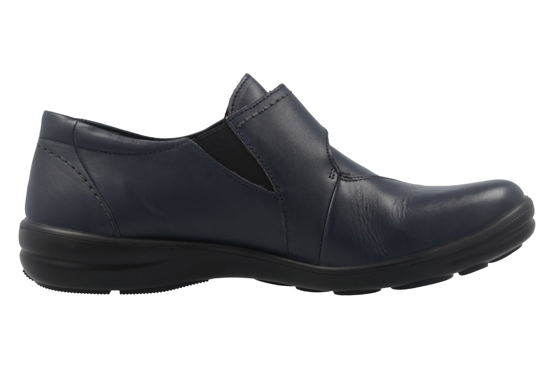 ROMIKA - Maddy 04 - Damen Halbschuhe - Blau Schuhe in Übergrößen – Bild 4