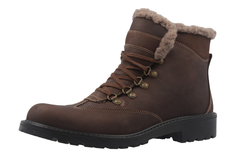 jomos damen boots braun gro e schuhe xxl bergr e ebay. Black Bedroom Furniture Sets. Home Design Ideas
