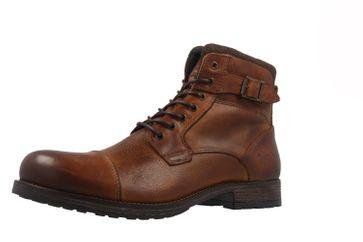 MUSTANG - Herren Boots - Braun Schuhe in Übergrößen – Bild 1