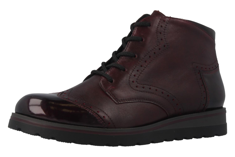 REMONTE - Damen Boots - Rot Schuhe in Übergrößen – Bild 1
