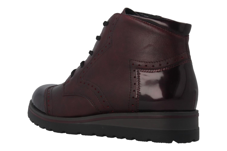 REMONTE - Damen Boots - Rot Schuhe in Übergrößen – Bild 2