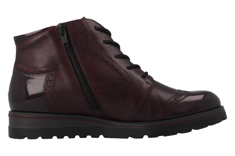 REMONTE - Damen Boots - Rot Schuhe in Übergrößen – Bild 4