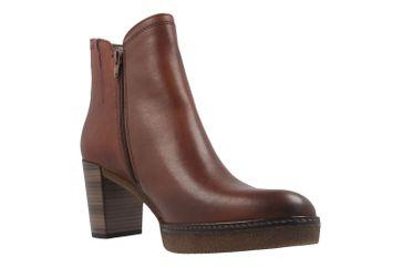 GABOR comfort - Damen Stiefeletten - Braun Schuhe in Übergrößen – Bild 5