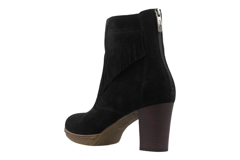 GABOR comfort - Damen Stiefeletten - Schwarz Schuhe in Übergrößen – Bild 2