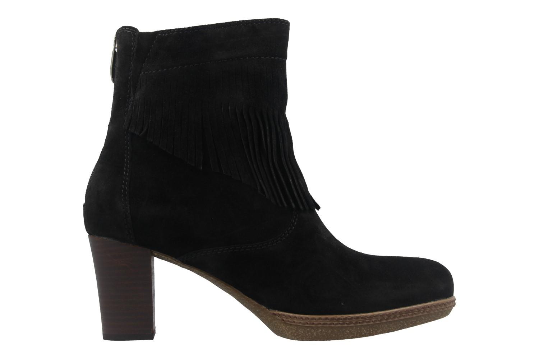 GABOR comfort - Damen Stiefeletten - Schwarz Schuhe in Übergrößen – Bild 4