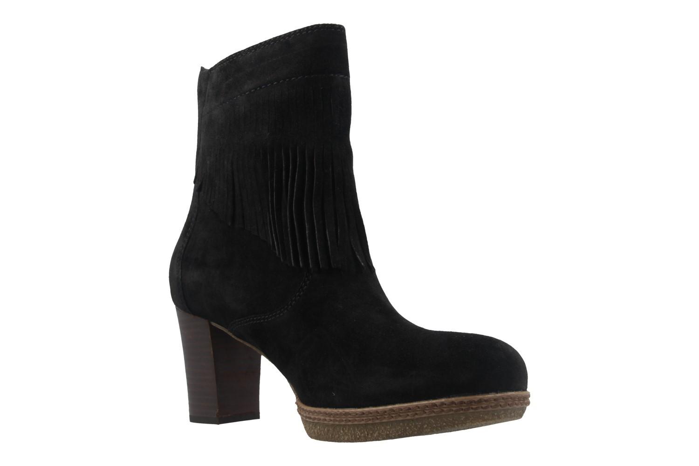 GABOR comfort - Damen Stiefeletten - Schwarz Schuhe in Übergrößen – Bild 5