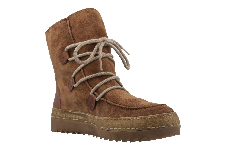 GABOR - Damen Boots - Braun Schuhe in Übergrößen – Bild 5