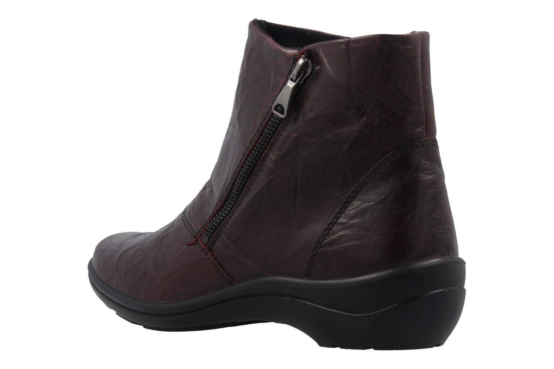ROMIKA - Damen Boots - Cassie 05 - Burgund Schuhe in Übergrößen – Bild 2