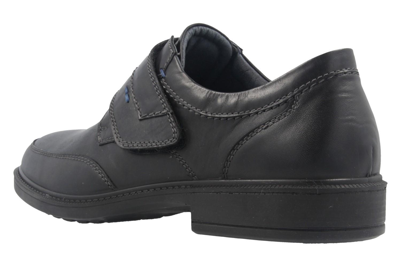 JOSEF SEIBEL - Herren Halbschuhe - Harry 01 - Schwarz Schuhe in Übergrößen – Bild 2
