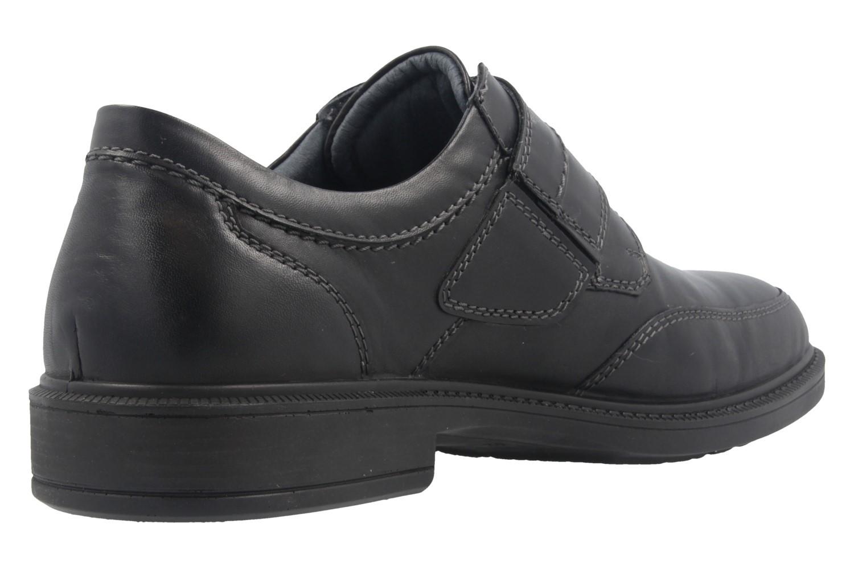 JOSEF SEIBEL - Herren Halbschuhe - Harry 01 - Schwarz Schuhe in Übergrößen – Bild 3