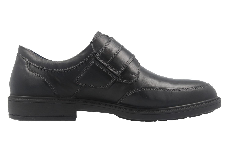JOSEF SEIBEL - Herren Halbschuhe - Harry 01 - Schwarz Schuhe in Übergrößen – Bild 4