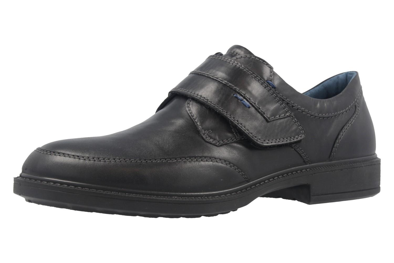 JOSEF SEIBEL - Herren Halbschuhe - Harry 01 - Schwarz Schuhe in Übergrößen – Bild 1