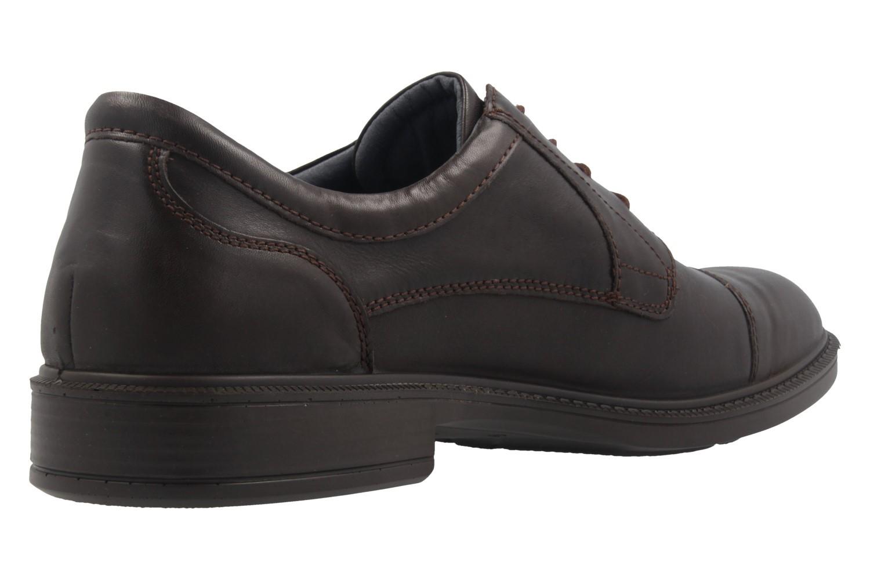 JOSEF SEIBEL - Herren Halbschuhe - Harry 11 - Braun Schuhe in Übergrößen – Bild 3