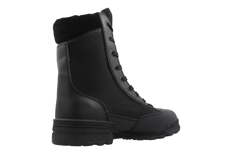 STARFORCE - Herren Stiefel - Combat Hi - Schwarz Schuhe in Übergrößen – Bild 3