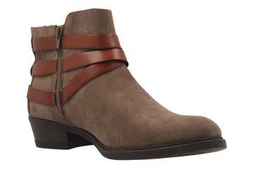 FITTERS FOOTWEAR - Polly - Damen Booties - Taupe Schuhe in Übergrößen – Bild 5