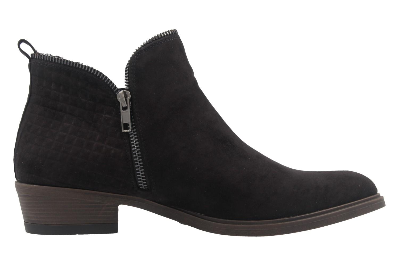 FITTERS FOOTWEAR - Lena - Damen Booties - Schwarz Schuhe in Übergrößen – Bild 4