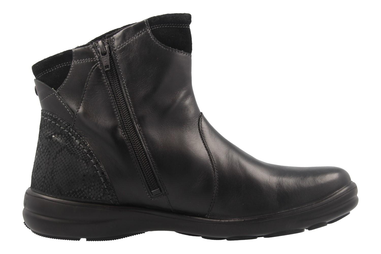 ROMIKA - Damen Boots - Maddy 07 - Schwarz Schuhe in Übergrößen – Bild 4
