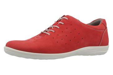 JOMOS - Damen Halbschuhe - Rot Schuhe in Übergrößen – Bild 1
