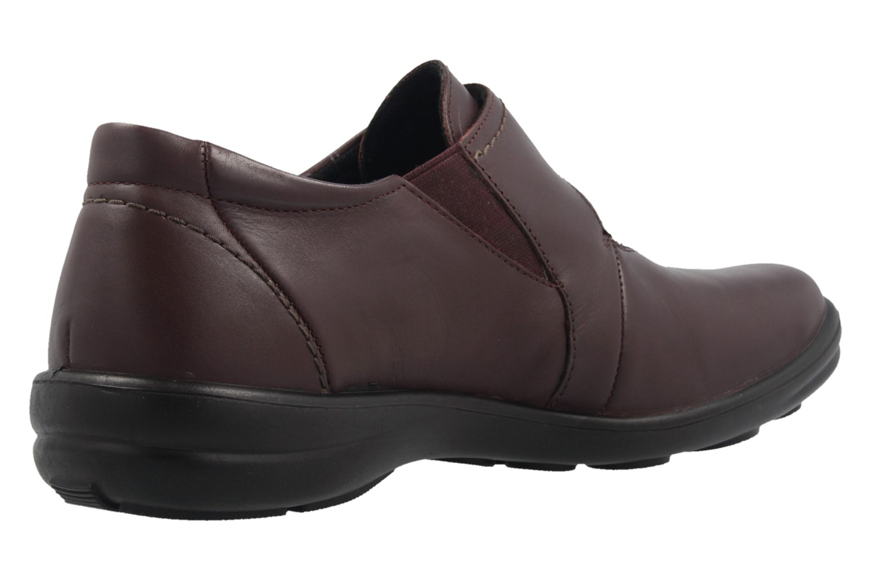ROMIKA - Maddy 04 - Damen Halbschuhe - Rot Schuhe in Übergrößen – Bild 3