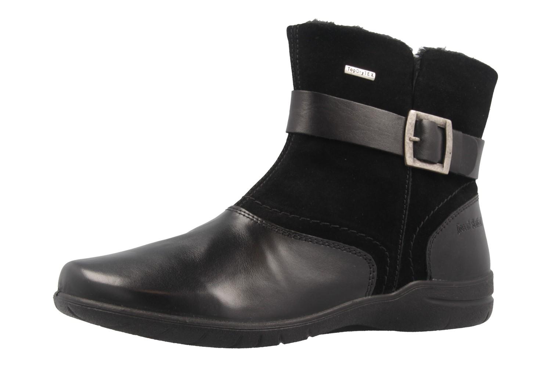 josef seibel damen boots fabienne 15 schwarz schuhe. Black Bedroom Furniture Sets. Home Design Ideas