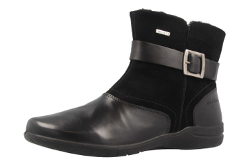 JOSEF SEIBEL - Damen Boots - Fabienne 15 - Schwarz Schuhe in Übergrößen – Bild 1