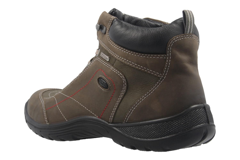 JOMOS - Damen Boots - Grau Schuhe in Übergrößen – Bild 2