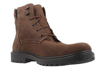 JOMOS - Herren Boots - Braun Schuhe in Übergrößen – Bild 5