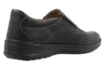JOMOS - Herren Slipper - Schwarz Schuhe in Übergrößen – Bild 3